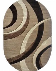 Синтетический ковер Meral 0571 toprak - высокое качество по лучшей цене в Украине.