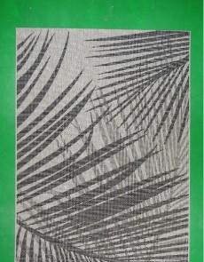 Синтетический ковер Natura 20429 Silver-Black - высокое качество по лучшей цене в Украине.