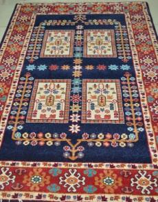 Іранський килим Pazirik Qashqai D.Blue - высокое качество по лучшей цене в Украине.