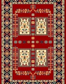Иранский ковер Pazirik Qashqai D.Red - высокое качество по лучшей цене в Украине.