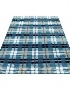 Синтетический ковер Pesan W2314 blue-d.blue - высокое качество по лучшей цене в Украине.
