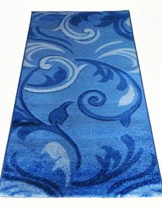 Синтетический ковер Raduga 1 702 , BLUE - высокое качество по лучшей цене в Украине.