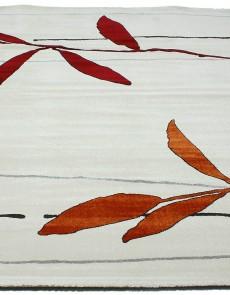 Синтетический ковер Sevilla 4544 paper white-red - высокое качество по лучшей цене в Украине.