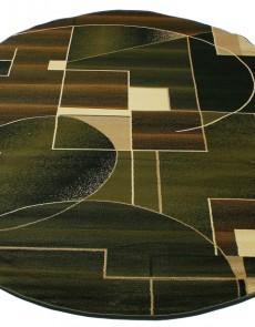 Синтетический ковер Super Elmas 1563A d.green-d.green - высокое качество по лучшей цене в Украине.