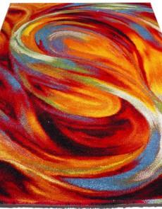 Синтетический ковер Texas Al13A red-orange - высокое качество по лучшей цене в Украине.