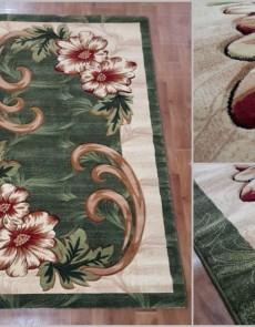 Синтетический ковер Virizka 0131 GREEN - высокое качество по лучшей цене в Украине.
