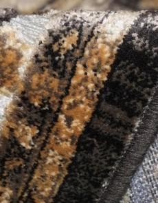Килим із віскози Bohemian 23122 Dark Brown-Grey - высокое качество по лучшей цене в Украине.