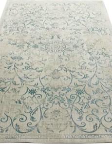 Ковер Vintage silky AE42B p.cream-turquaz - высокое качество по лучшей цене в Украине.