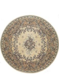 Шерстяной ковер Isfahan Dafne Alabaster - высокое качество по лучшей цене в Украине.