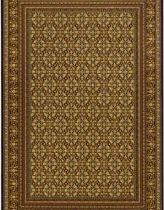 Шерстяной ковер Isfahan Minerwa Czarny - высокое качество по лучшей цене в Украине.