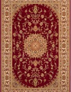 Шерстяной ковер Isfahan Tea Rubin - высокое качество по лучшей цене в Украине.