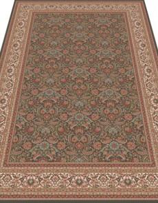 Шерстяной ковер Nain 1288-702 brown - высокое качество по лучшей цене в Украине.