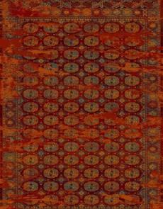Шерстяной ковер Polonia Buchara Nova Red - высокое качество по лучшей цене в Украине.