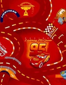 Детский ковролин World of Cars 10 - высокое качество по лучшей цене в Украине.
