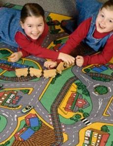Дитячий ковролін PLAY TIME - высокое качество по лучшей цене в Украине.
