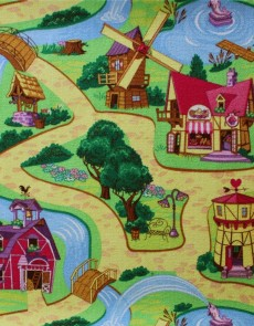 Дитячий ковролін Candy town 27 - высокое качество по лучшей цене в Украине.