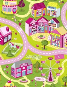 Дитячий ковролін Sweet Town 26 - высокое качество по лучшей цене в Украине.
