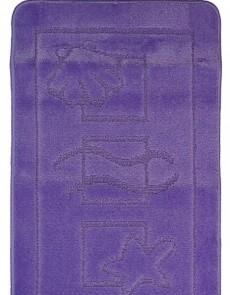 Килим для ванної Maritime Lilac - высокое качество по лучшей цене в Украине.