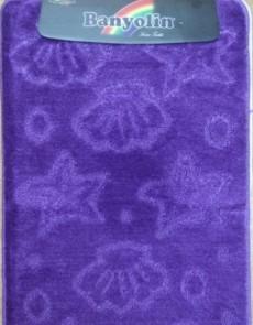 Коврик для ванной Silver CLT 30 Dark violet - высокое качество по лучшей цене в Украине.