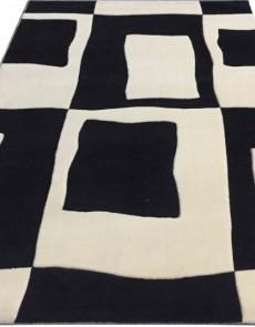 Акриловый ковер Atlanta 0158 siyah - высокое качество по лучшей цене в Украине.