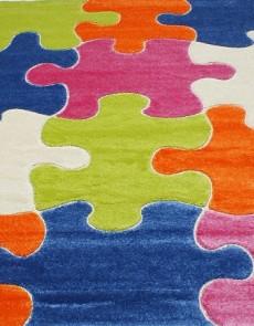 Синтетична килимова доріжка Fulya 8C10A green - высокое качество по лучшей цене в Украине.