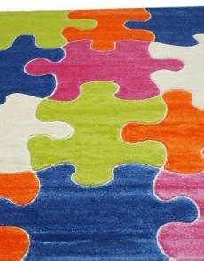 Дитячий килим Daisy Fulya 8C10a blue - высокое качество по лучшей цене в Украине.