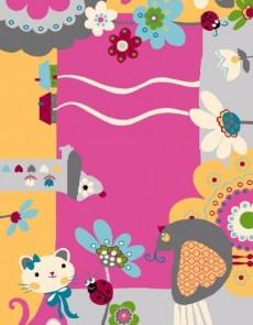 Детский ковер Funky Top Imi Cyklamen - высокое качество по лучшей цене в Украине.