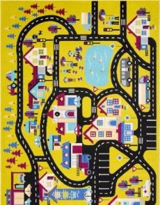 Детский ковер Funky Top Miasto C Pistacja - высокое качество по лучшей цене в Украине.