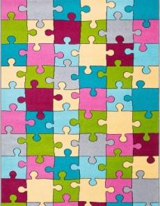Детский ковер Funky Top Super Puzzle Miod - высокое качество по лучшей цене в Украине.
