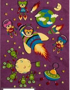 Детский ковер Funky Gal Fiolet - высокое качество по лучшей цене в Украине.