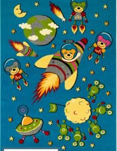 Детский ковер Funky Gal Turkus - высокое качество по лучшей цене в Украине.