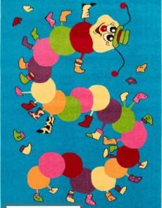 Детский ковер Funky Iwo Turkus - высокое качество по лучшей цене в Украине.