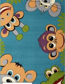 Детский ковер Funky Tig Turkus - высокое качество по лучшей цене в Украине.