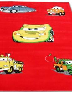 Детский ковер Kids A727A (A654A) red - высокое качество по лучшей цене в Украине.