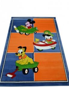 Детский ковер Kids A656А BLUE - высокое качество по лучшей цене в Украине.