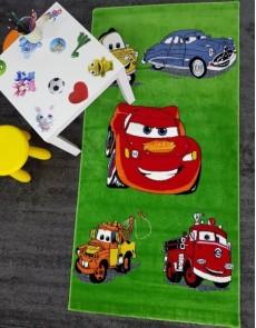 Детский ковер Kids A727A (A654A) green - высокое качество по лучшей цене в Украине.