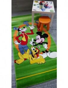 Детский ковер Kids A658A GREEN - высокое качество по лучшей цене в Украине.