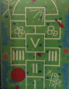 Детский ковер Kids Reviera 1172-44944 Green - высокое качество по лучшей цене в Украине.