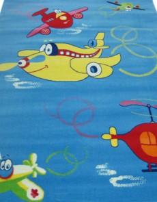 Детский ковер Kids Reviera 38991-44966 Blue - высокое качество по лучшей цене в Украине.