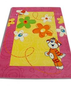Детский ковер Kids Reviera 8027-44975 Pink - высокое качество по лучшей цене в Украине.