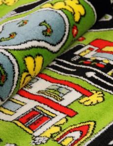 Дитячий килим Kids 5519 , GREEN - высокое качество по лучшей цене в Украине.