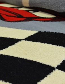 Дитячий килим Kids 5525 , BLUE - высокое качество по лучшей цене в Украине.