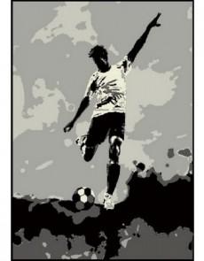 Ковер картина Футбол Kolibri (Колибри) 11132/190 - высокое качество по лучшей цене в Украине.