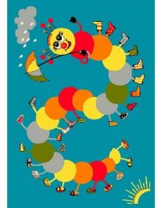 Детский ковер Kolibri (Колибри) 11057/140 - высокое качество по лучшей цене в Украине.
