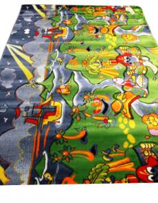 Детский ковер Rainbow 02157 green-green - высокое качество по лучшей цене в Украине.