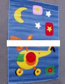 Детский ковер Rainbow 2966 BLUE - высокое качество по лучшей цене в Украине.