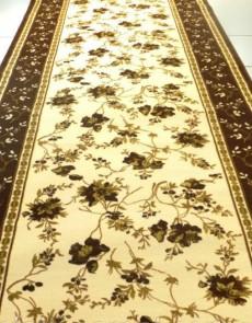 Акриловая ковровая дорожка Exclusive 0383 BROWN - высокое качество по лучшей цене в Украине.