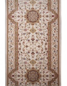 Акриловая ковровая дорожка Kerman 0804A cream-cream - высокое качество по лучшей цене в Украине.