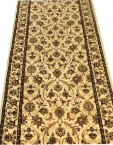 Высокоплотная ковровая дорожка Efes 0243 CREAM - высокое качество по лучшей цене в Украине.