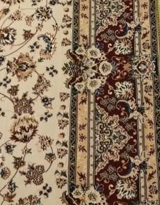 Высокоплотная ковровая дорожка Karol 7957 , CREAM RED - высокое качество по лучшей цене в Украине.